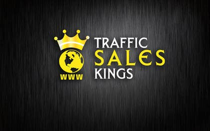 rajkumar3219 tarafından Design a logo for Traffic Sales Kings için no 3