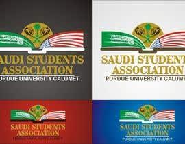 #6 untuk Design a Logo for Saudi Students Association At Purdue University-Calumet oleh rameezafzal786