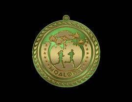 #51 untuk Design logo for a gold medal oleh eddesignswork