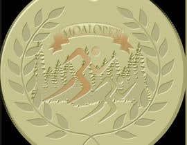 #47 untuk Design logo for a gold medal oleh sabrina211
