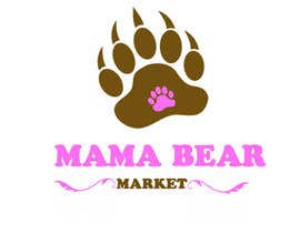 rajupalli tarafından Mama Bear Market Logo Design için no 57