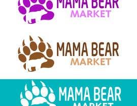 princepatel96 tarafından Mama Bear Market Logo Design için no 59