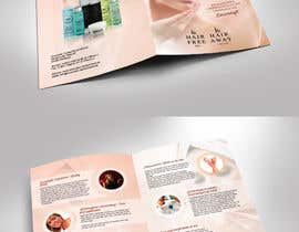 #22 untuk Brochure (beauty products) relaunch (of existing) oleh ezesol
