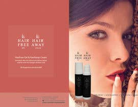nº 24 pour Brochure (beauty products) relaunch (of existing) par giriza