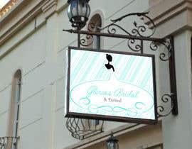 dajanojimenez tarafından Design a Logo for Bridal and Formal Wedding wears shop için no 4