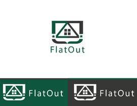 #6 untuk Design a Logo for FlatOut Company oleh ShanAliMaknojia