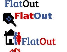 #3 untuk Design a Logo for FlatOut Company oleh TheSocialMarketi