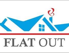 dlls tarafından Design a Logo for FlatOut Company için no 15