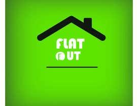 #5 untuk Design a Logo for FlatOut Company oleh amarimohamed