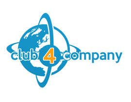 #156 for Logo for club4company by DigitalTec