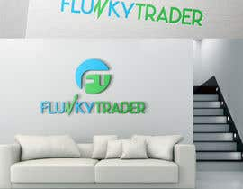 LiviuGLA93 tarafından Design a Logo for Flunky Trader Website için no 148