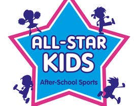 lukzzzz tarafından Design a Logo for All-Star Kids After-School Sports için no 77