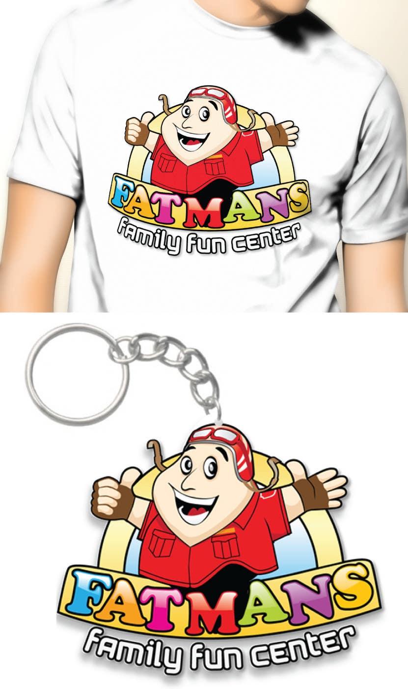 Penyertaan Peraduan #37 untuk Family Entertainment Center Logo and Mascot Contest