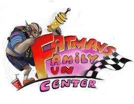 #15 para Family Entertainment Center Logo and Mascot Contest por Hellix78