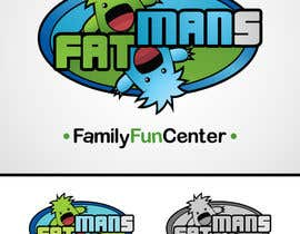 #30 para Family Entertainment Center Logo and Mascot Contest por Agumon26
