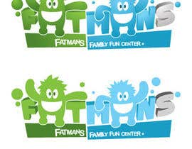 #32 para Family Entertainment Center Logo and Mascot Contest por Agumon26