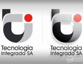 emanuelalippi tarafından Diseñar un logotipo for Tec Int için no 27