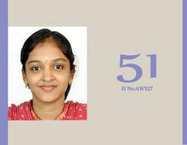 "#89 untuk Simple design of a student ""card"" oleh ksaurav75"
