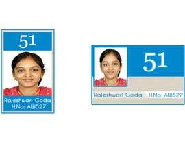 "#71 untuk Simple design of a student ""card"" oleh abdulrahman053"