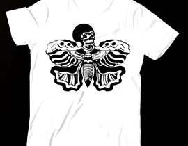 #115 untuk Design a Skull for t-shirt design oleh ratnakar2014