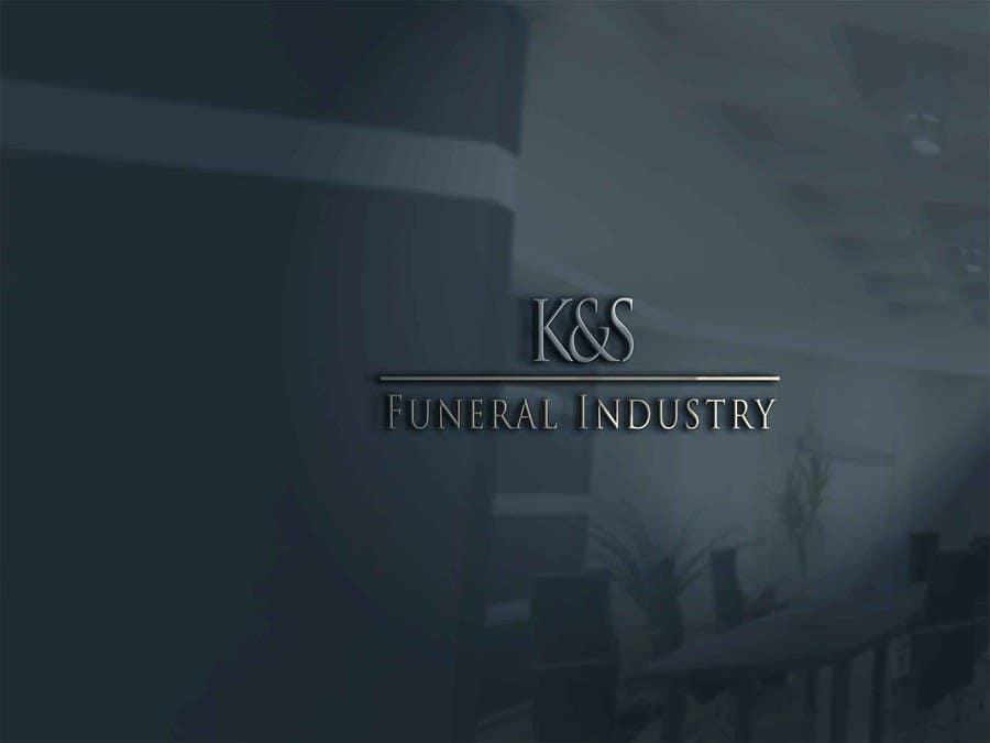 Penyertaan Peraduan #2 untuk Design a Logo for K & S
