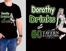 sandrasreckovic tarafından Design a T-Shirt for GO Tavern için no 43