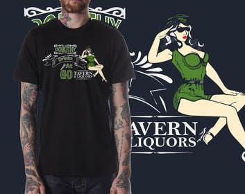 ezaz09 tarafından Design a T-Shirt for GO Tavern için no 14