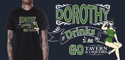 ezaz09 tarafından Design a T-Shirt for GO Tavern için no 39