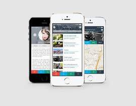zolcsaktamas tarafından Design an App Mockup for Bash.my için no 2