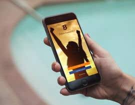 Luffex tarafından Design an App Mockup for Bash.my için no 6