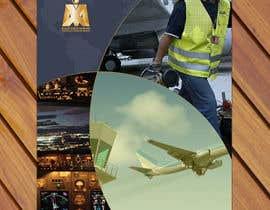 #2 untuk Design a Brochure for aviation service company oleh LyonsGroup
