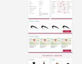 #5 untuk Design eines Website-Modells for dualda.com profiles oleh batitix