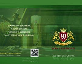 #6 for Design a Brochure for a Beer Brand by dakimiki