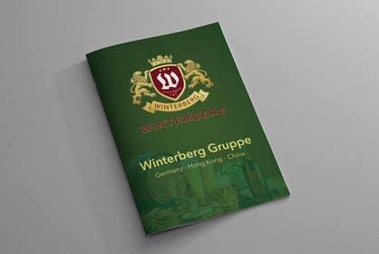 #23 untuk Design a Brochure for a Beer Brand oleh gmorya