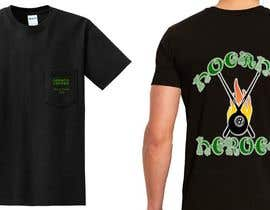 #7 untuk Pool Team T-Shirt Design oleh sabrina211