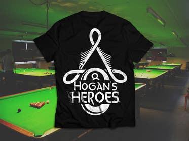 #14 untuk Pool Team T-Shirt Design oleh iraelan