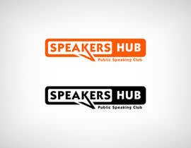 Watfa3D tarafından Design a Logo for a Public Speaking club için no 25