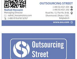 #17 untuk Design a Logo & Business Card for Outsourcing Street oleh shobhit98sl