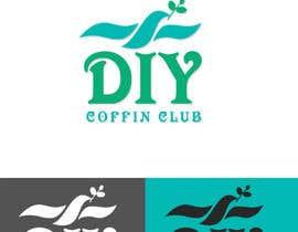#28 untuk DIY Coffin Club Logo oleh parikhan4i
