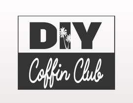 #58 untuk DIY Coffin Club Logo oleh ZainF