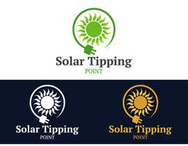 #94 untuk Design a Logo for  Solar Tipping Point oleh dustu33