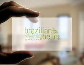 #98 untuk Logo Design Needed for www.BrazilianBelle.com oleh bagas0774