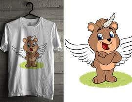 irefirus80 tarafından Cartoon Character T-Shirt Design için no 21