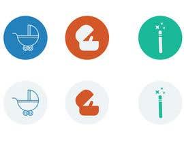 #11 untuk Design some Icons oleh DesignStorm15