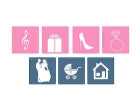 #20 untuk Design some Icons oleh Romona1