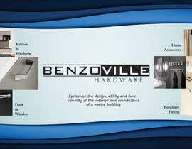 #2 untuk Design a Banner for our website www.benzoville.com oleh amdisenador