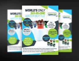 #13 untuk Design a Flyer for OKO H20 products oleh mirandalengo