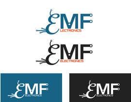 mrdesignerpro tarafından Design a Logo for EMF Electronics için no 16