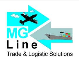 #35 untuk Design a Logo for MGLine Trade & Logistic Solutions oleh anktheangel