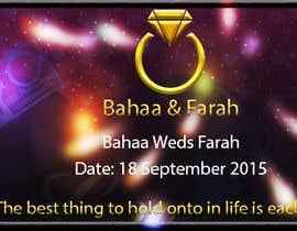 dkdenniskorir tarafından Design a Logo for Wedding Card/FB event (2 Names logo) için no 5